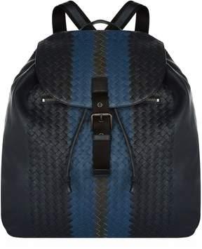 Bottega Veneta Club Intrecciato Backpack