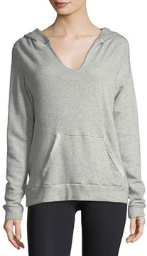 Beyond Yoga Every Afternoon Cotton Pullover Hoodie