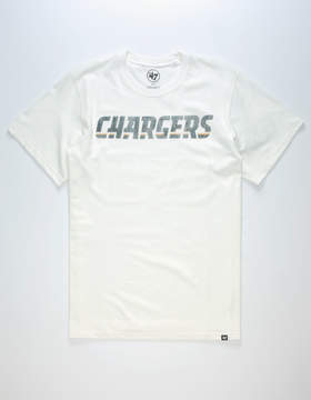 '47 NFL Los Angeles Chargers Mens T-Shirt