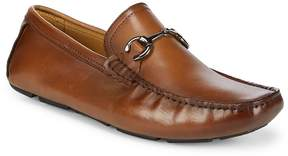 Saks Fifth Avenue Men's Smooth Leather Loafers
