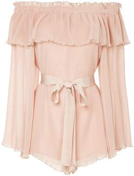 Alice McCall Grand Amour playsuit