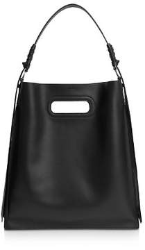 AllSaints Voltaire Large Leather Hobo