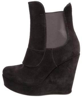 Pedro Garcia Faina Wedge Ankle Boots