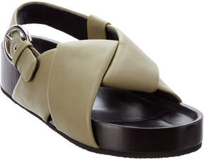 Celine Leather Sandal
