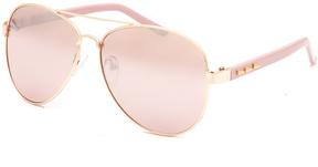 Full Tilt Cali Girl Girls Aviator Sunglasses