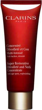 Clarins Super Restorative Neck and Decollete Concentrate