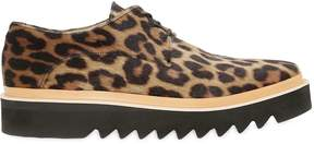 Stella McCartney Leopard Print Platform Shoes
