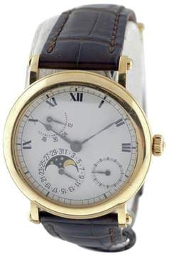 Patek Philippe Complications 5054J 18K Yellow Gold Mens Watch