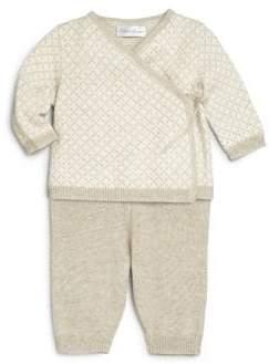 Ralph Lauren Baby's Two-Piece Cashmere Sweater & Pants Set