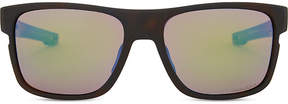 Oakley Crossrange PrizmTM Shallow Water polarised square-frame sunglasses