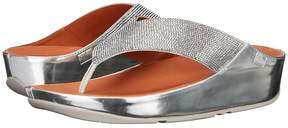 FitFlop Crystall Toe Post