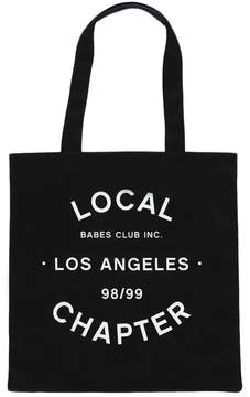Forever 21 Local Babes Club Graphic Tote