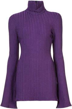 Ellery flared sleeve sweater