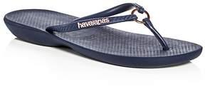 Havaianas Women's Ring Flip-Flops