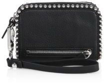 Alexander Wang Fumo Studded Large Leather Wallet