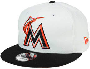 New Era Miami Marlins All Shades 9FIFTY Snapback Cap