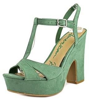 American Rag Jamie Women Open Toe Synthetic Platform Sandal.
