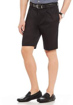 Roundtree & Yorke Rondtree & Yorke Big & Tall Pleated TotalFLEX Shorts