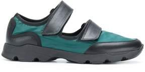 Marni double strap sneakers