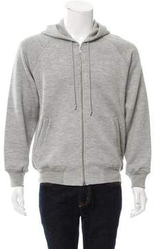 Marc Jacobs Silk & Cashmere-Blend Hoodie w/ Tags