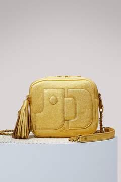 Jerome Dreyfuss Pascal lambskin crossbody bag