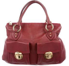 Marc Jacobs Leather Blake Satchel