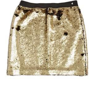 GUESS Sequin Skirt (7-16)