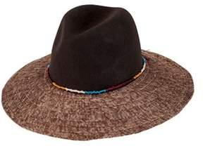 San Diego Hat Company Women's Wool Felt Fedora Wfh8031.