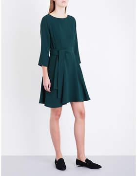 Claudie Pierlot Roselie crepe dress
