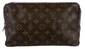 Louis Vuitton Vintage Monogram Trousse Toilette 28