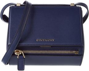 Givenchy Mini Pandora Box Leather Crossbody