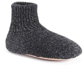 Muk Luks Ragg Wool Blend Slipper