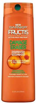 Garnier® Fructis® with Active Fruit Protein Damage Eraser Fortifying Shampoo with Amla Oil Extract & Phytokeratin® - 12.5oz