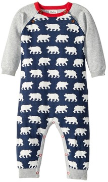 Hatley Polar Bear Herd Mini Sweater Romper Boy's Jumpsuit & Rompers One Piece