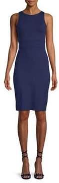 Susana Monaco Back-Twist Sleeveless Dress