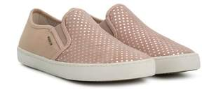 Geox glitter slip-on sneakers