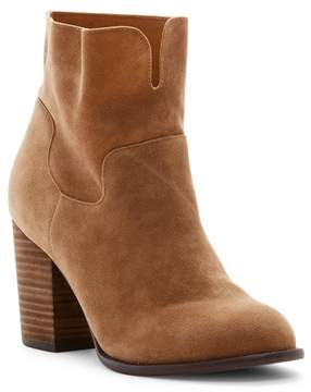 Restricted Silence Almond Toe Bootie