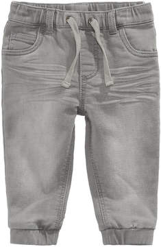 First Impressions Denim Jogger Jeans, Baby Boys (0-24 months), Created for Macy's