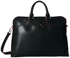 Lodis Audrey RFID Brera Briefcase With Laptop Pocket Briefcase Bags