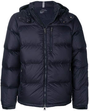 Polo Ralph Lauren classic hooded down jacket