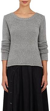 Derek Lam 10 Crosby Women's Twist-Back Wool-Cashmere Sweater