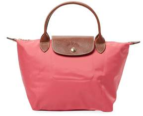 Longchamp Women's Le Pliage Nylon Small Top Handle - RED - STYLE