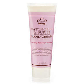 Nubian Heritage Hand Cream - Patchouli + Buriti by 4oz Cream)