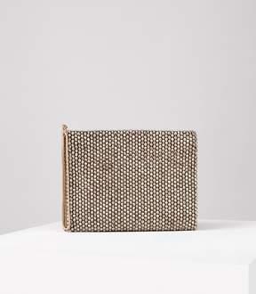 Cindy Embellish Beaded Clutch Bag