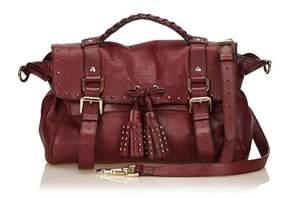 Mulberry Pre-owned: Alexa Tassel Bag.