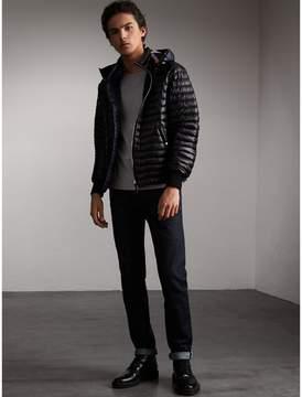 Burberry Packaway Hood Down-filled Puffer Jacket