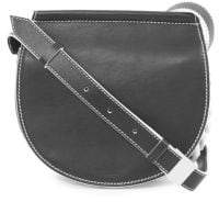 Givenchy Infinity Leather Saddle Bag