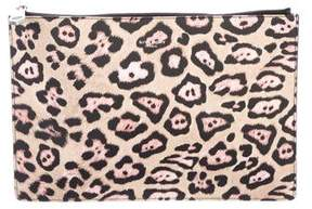 Givenchy Printed Zip Pouch