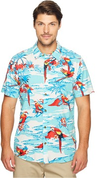 O Macaw Short Sleeve Woven