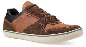 Geox Men's Box 27 Low-Top Sneaker